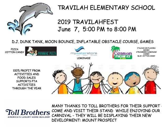 Travilahfest 2019 rear